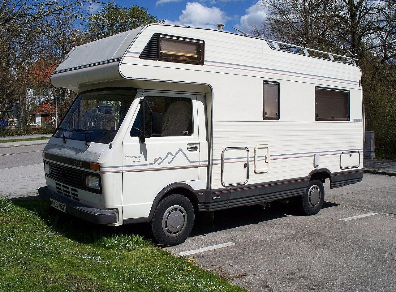 V Camping Car Ext Ea B Aeur Couleur Cintillant
