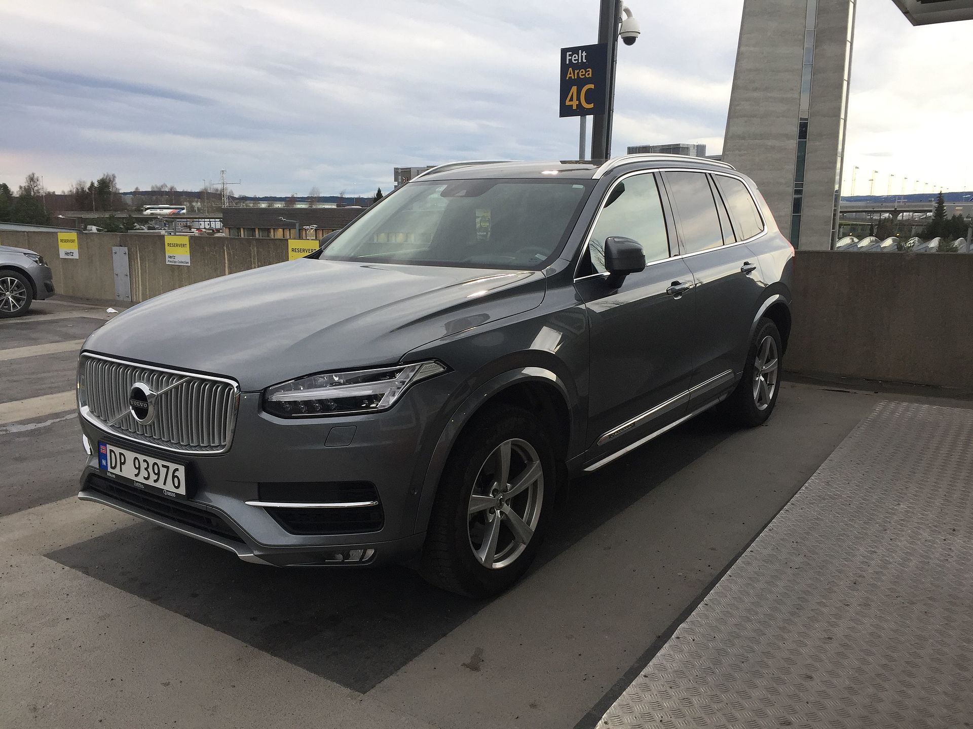 Volvo New Car Warranty Transferable