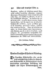 Von den Teutschen Schulen in Nürnberg, S. 390-435