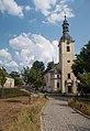 Vratislavice nad Nisou, kostel Nejsvětější trojice Dm366435-4502 IMG 7183 2018-08-08 15.10.jpg