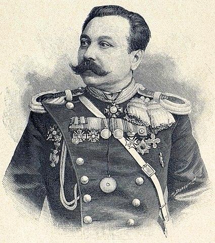 В. Крестовский в 1880 году