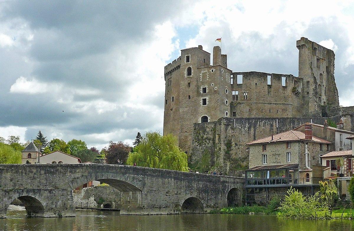 Château de Clisson - Wikipedia