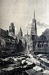 Vue depuis la Haute Vieille Tour avant 1822.jpg