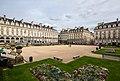 Vue nord-ouest de la place du parlement de Bretagne, Rennes, France.jpg