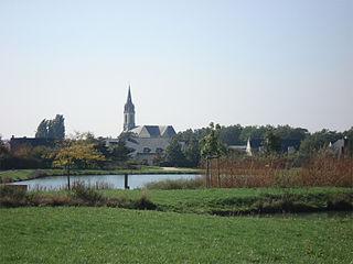 Verrières-en-Anjou Commune in Pays de la Loire, France