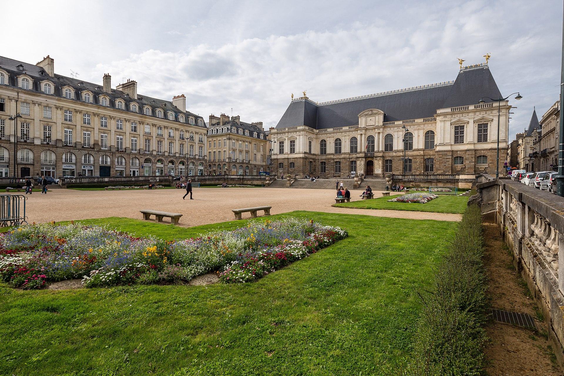 Rennes wikip dia - Comptoir du sud ouest rennes ...