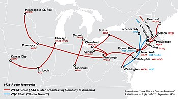 Broadcast network - Wikipedia
