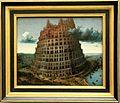 WLANL - Quistnix! - Museum Boijmans van Beuningen - Toren van Babel, Bruegel, incl lijst.jpg