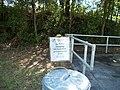 WST Citrus Springs Trailhead Garbage Pail.JPG