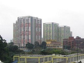 Wah Fu Estate - Wah Fu (II) Estate