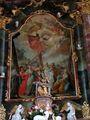Wallfahrtskirche Steinhausen Altar Bild oben.jpg