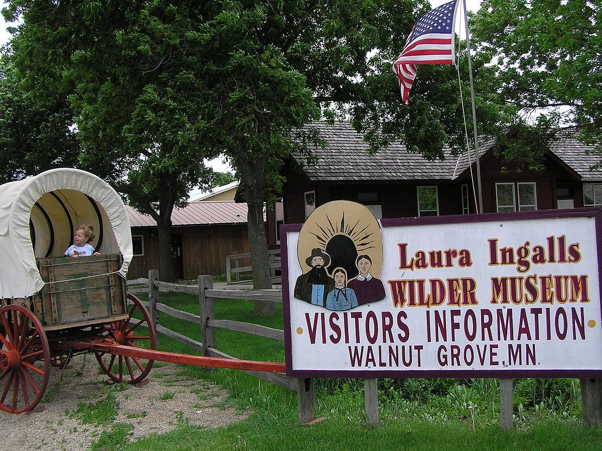 Laura Ingalls Driving Tour