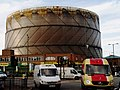 Wandsworth Gas Holder looking full. - geograph.org.uk - 1597355.jpg