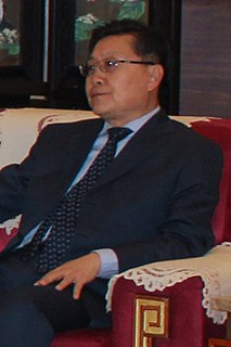 Wang Dongming Chinese politician