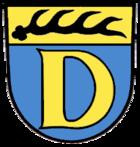 Wappen der Gemeinde Dettingen unter Teck