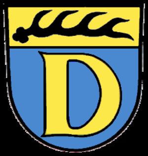 Dettingen unter Teck - Image: Wappen Dettingen unter Teck