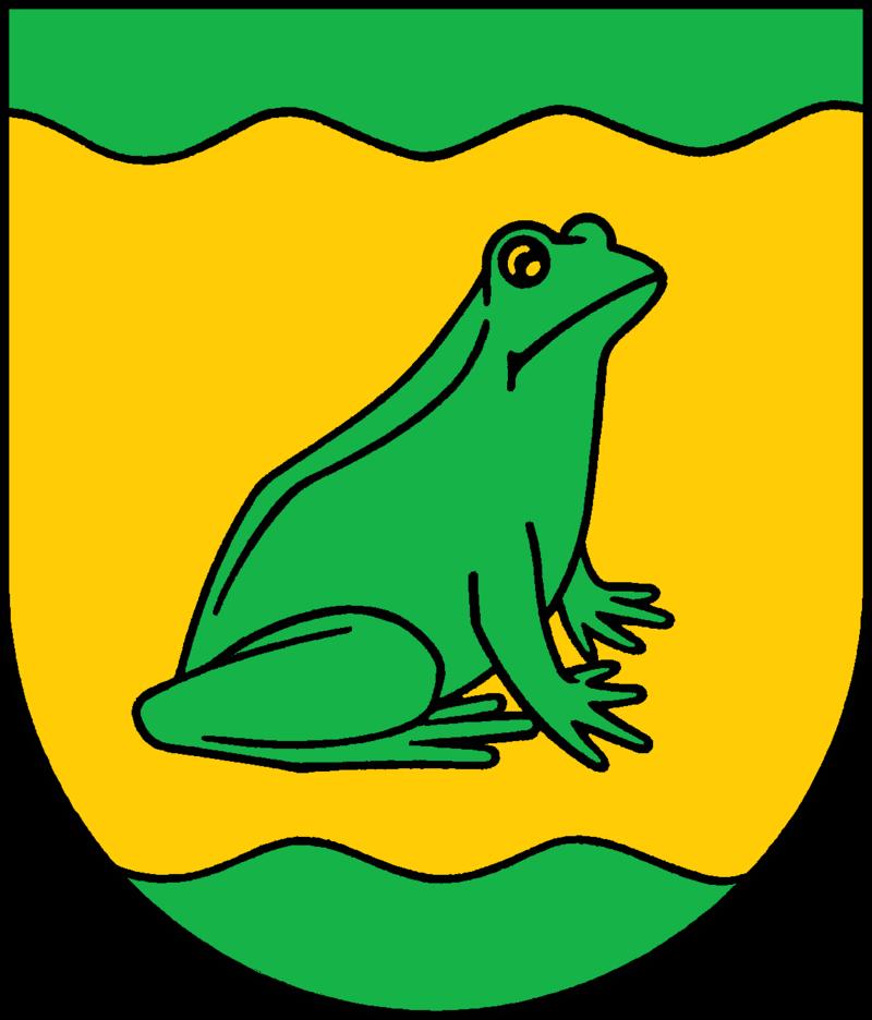 Wappen der Gemeinde Poggensee