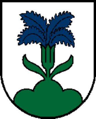 Geretsberg - Image: Wappen at geretsberg