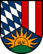 Coat of arms of Ostermiething