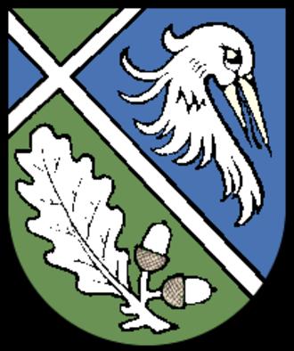 Oßling - Image: Wappen ossling