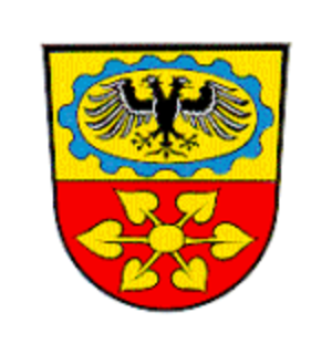 Seubersdorf - Image: Wappen von Seubersdorf in der Oberpfalz