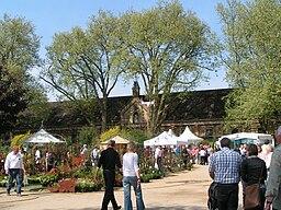 Warendorf Landesgestüt Gartenfestival