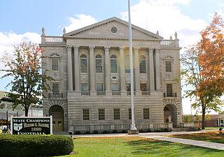Warren G. Harding High School Public, coeducational high school in Warren, Ohio, United States