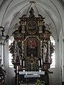 Warstein, Alte Kirche St. Pankratius 05-Altar.JPG