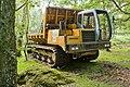 Warwickslade Cutting, dumper truck - geograph.org.uk - 1438683.jpg