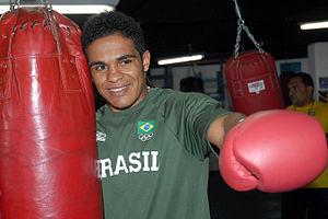Washington Silva (boxer) - Image: Washington silva