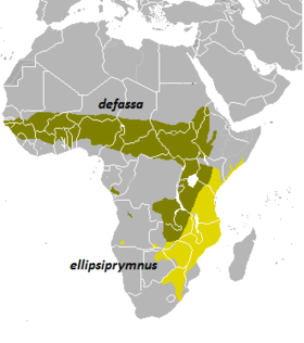Waterbuck distribution map.png