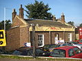 Watford, The old railway station house - geograph.org.uk - 981561.jpg