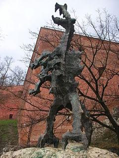 <i>Wawel Dragon</i> (statue)