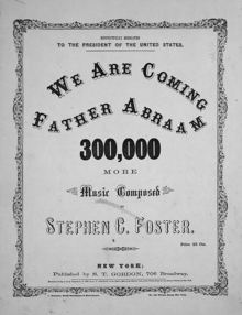 We Are Coming, Father Abra'am (S.C. Foster).png