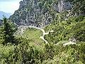 Weg zwischen Tremalzo und Rifugio degli Alpini - Passo Nota - panoramio (3).jpg