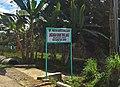 Welcome gate to Lancat (Gunung Tinggi Lancat), Arse, Tapanuli Selatan.jpg