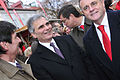 Werner Faymann in Eisenstadt, 11.11.2008 (3024204357).jpg