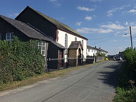 Wesleyan Chapel at Nantmawr - geograph.org.uk - 548832.jpg
