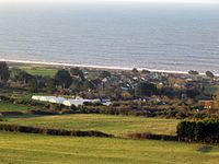 West Bexington from inland - geograph.org.uk - 351842.jpg