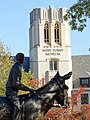 West Point Museum with Sculpture - Highland Falls - New York - USA (10354396714).jpg