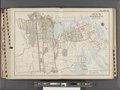 Westchester, V. 1, Double Page Plate No. 30 (Map bounded by Mamaroneck Harbor, Long Island Sound, Larchmont Harbor, Weaver St., Rockland Ave.) NYPL2055677.tiff