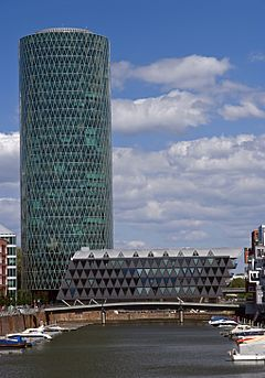 Westhafen Tower Wikipedia