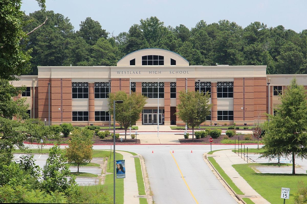 Westlake High School Georgia Wikipedia