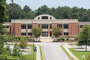Westlake High School (Georgia) - Image: Westlake High School, Fulton County, Georgia
