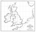 Whewell tidal height chart Britain and Ireland 1836.jpg