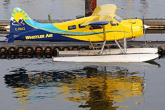 De Havilland Canada - Beaver of Whistler Air