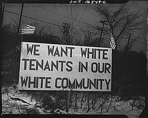 White sign racial hatred..jpg