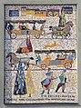 """Wien-Penzing - Mosaik """"Die Zeiserlwagen"""" von Johanna Schidlo-Riedl - 1956.jpg"""