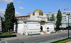 Wien - Secessionsgebäude.JPG