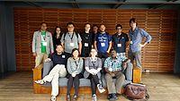 Wiki Library meetup at Wikimania 2015.jpg